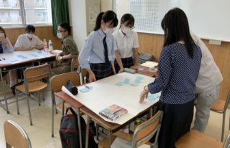 県立尼崎工業高校、避難マニュアル見直しの校内の有志の教員研修